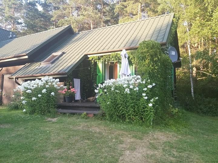 Domek w Puszczy Piskiej