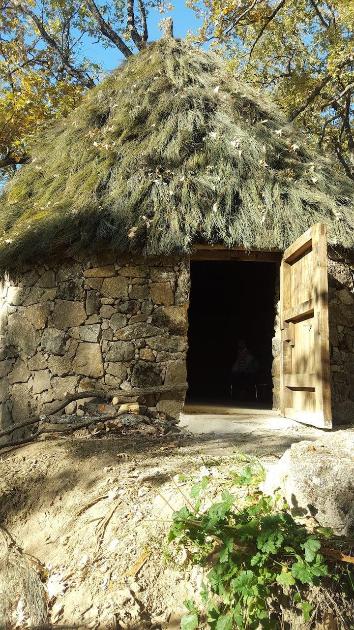 Chozo en Sierra de Gredos