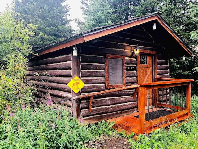 Silver Gate Simplicity LOG CABIN CAFE~KAY'S~