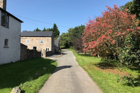 Halkyn Mountain - Character cottage Mold/Holywell