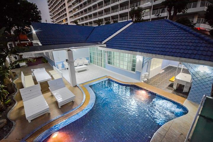 Angel Pool Villa / 5 Bedroom / Private pool/