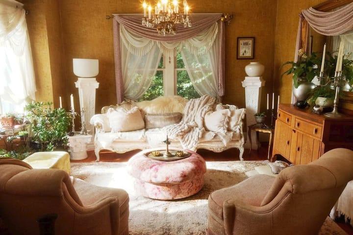 Old World Romance Farm House Style ~!