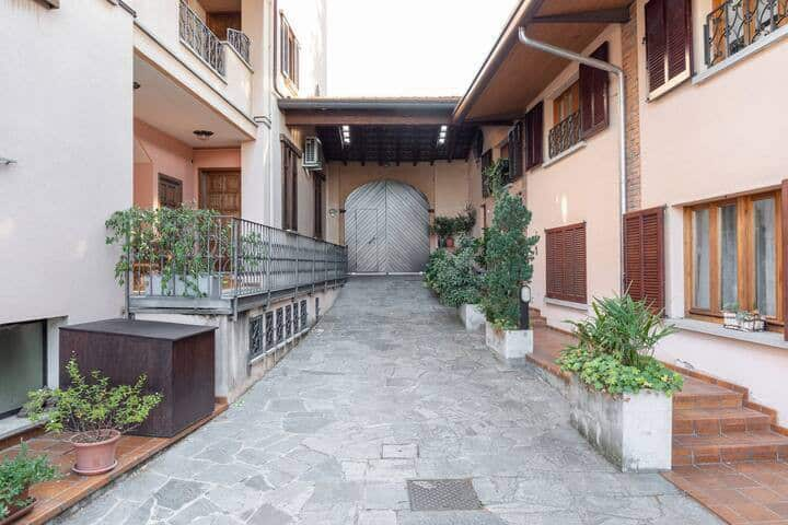 Duplex 90 mq con grande terrazzo - Como e Svizzera
