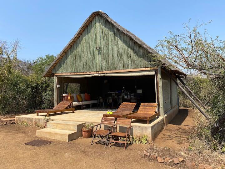Royal Jozini's Brown's Tented Camp