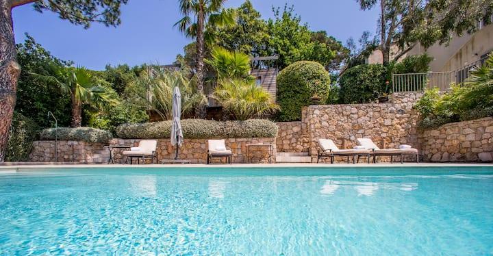 Villa Mas de Plaisance, Saint Tropez