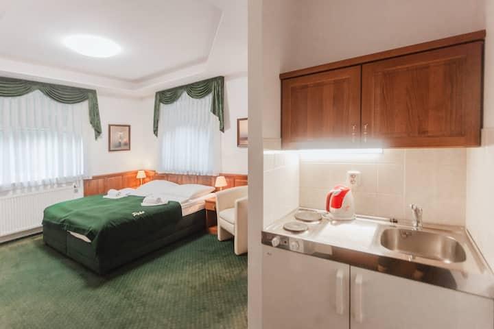HOTEL PEKO ***  cozy room and a beautiful garden