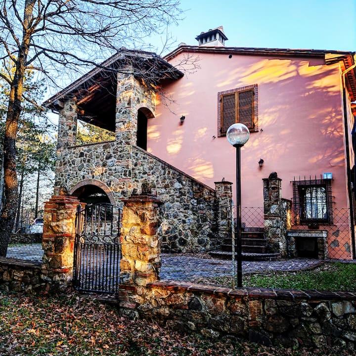 Silence&peace, coutryhouse close to MassaMarittima