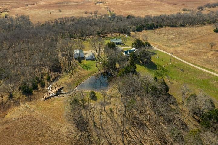 Den Creek Ranch - Flint Hills