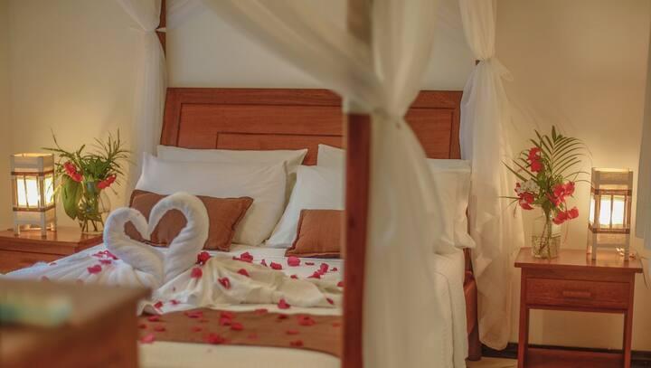 Pousada Casa Mia, family suite with swimming pool