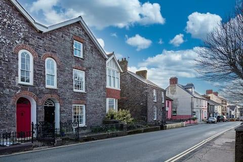 44 High Street - stunning house central St Davids