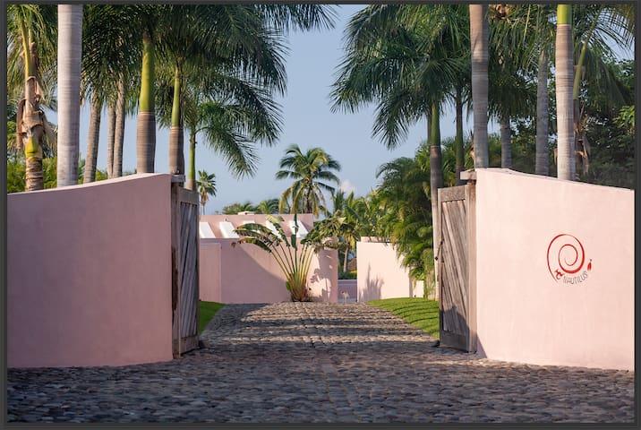 Casa Nautilus Careyes Mexico
