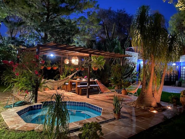 Agradable casa en Tequisquiapan