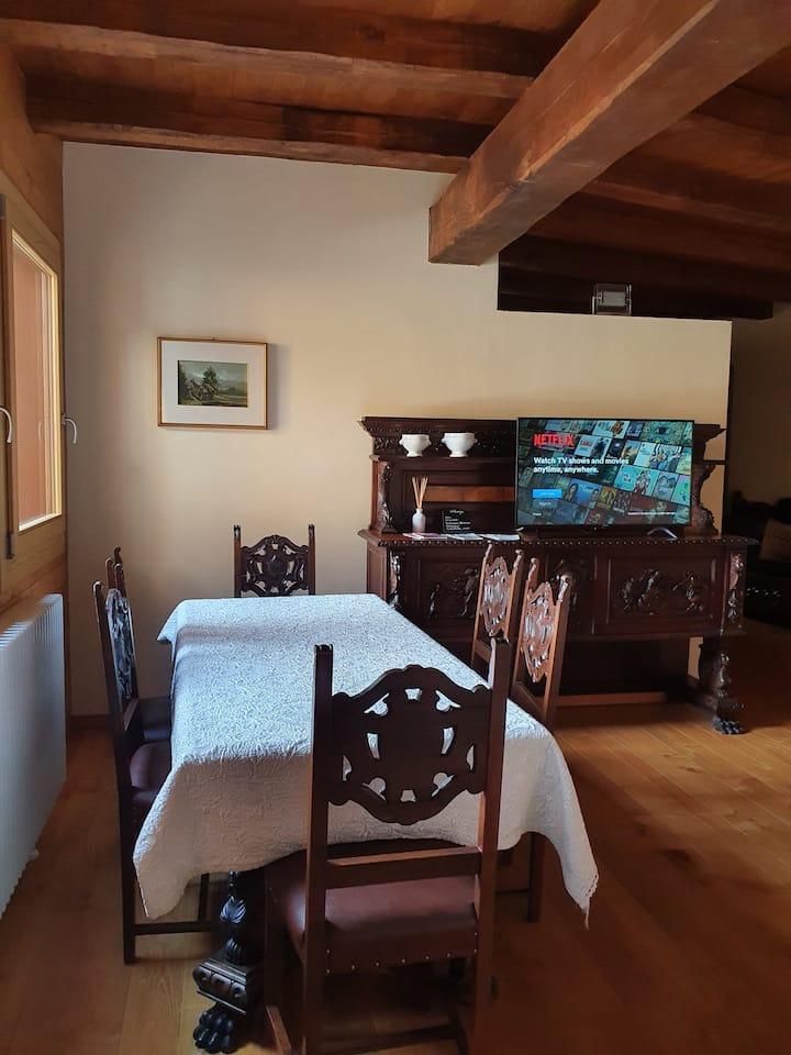 Residenza Tre Corone, Apartment Neghino