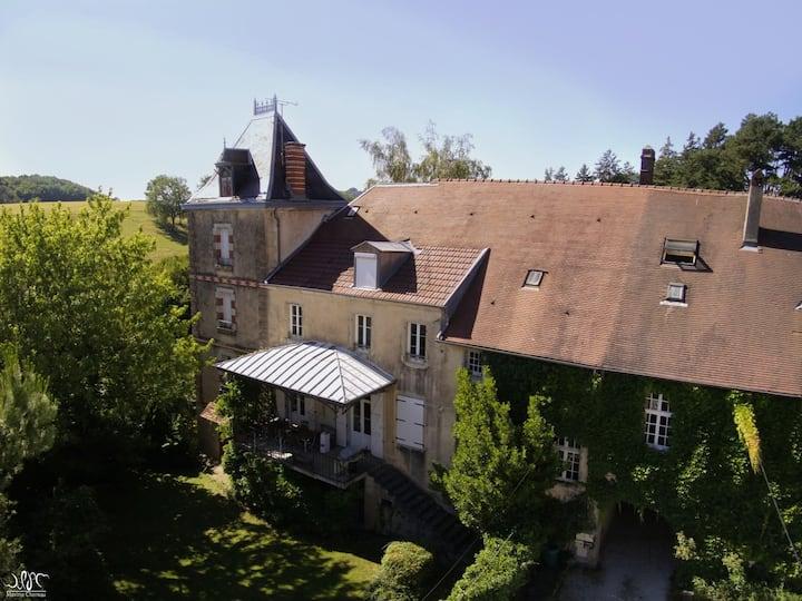 Gite n°3 du chateau de Feschaux
