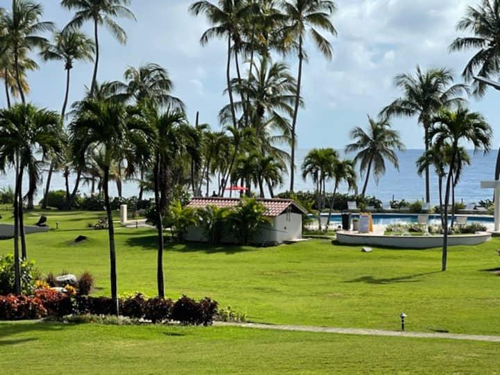 Beachfront Villa Palmas del Mar PR