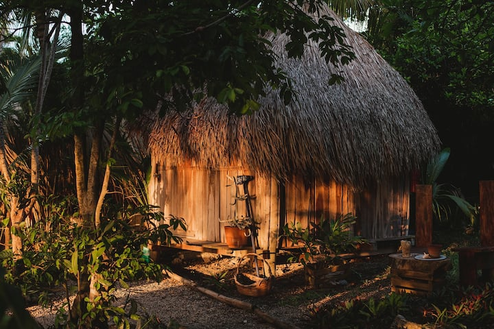 Private Cabana @LULÚ La Bruja