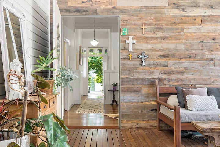 Absolute Bangalow Abode***** just above Byron Bay