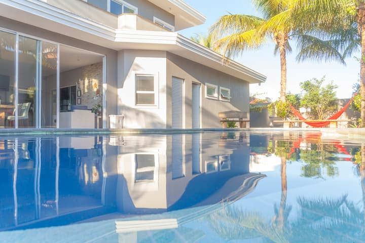 Luxurious House, Close to all Iguassu Atracttions!