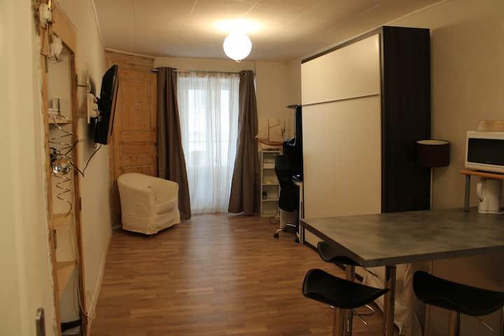 Studio au centre d'Evian les Bains (France)