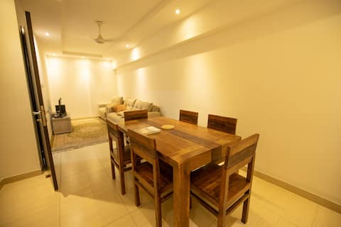Cozy 2 BR flat in the heart of Muscat