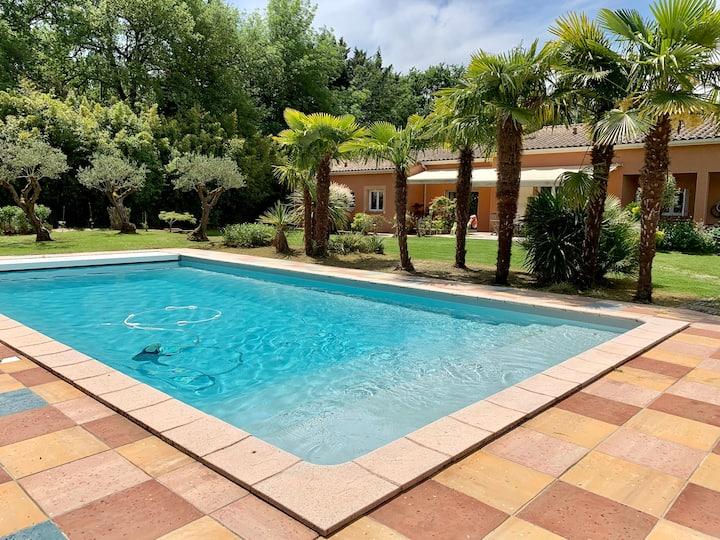Superbe maison piscine Sud Ouest