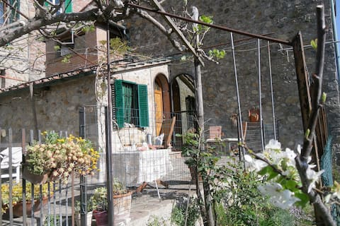Casa Marjs: the authentic, relaxing, Tuscan style