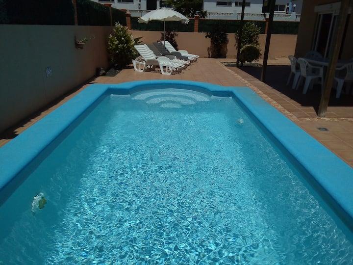 Villaflo  Luxury Villa Private Pool Wifi Corralejo