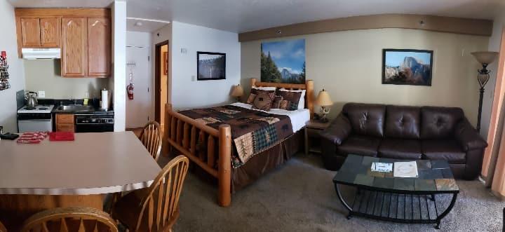 """Half Dome Retreat"" - Inside Yosemite Park!"
