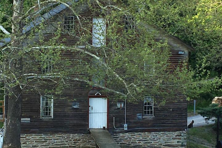Centennial Mill with turn of the century charm