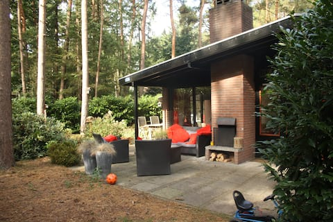 Luxurious Bungalow in the Woods