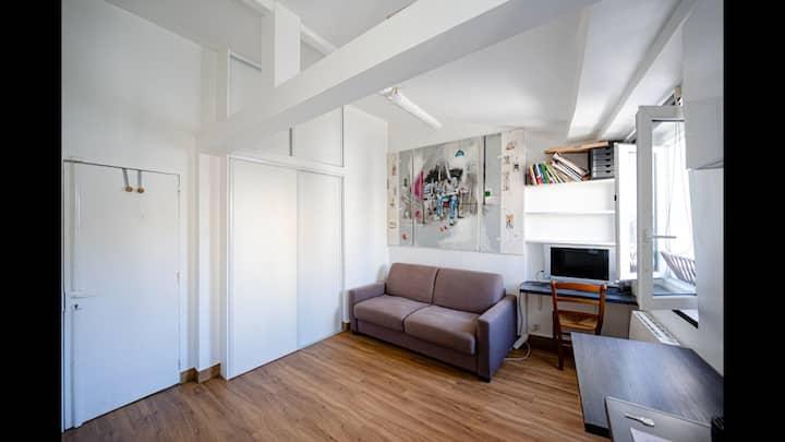 Charmant studio en plein cœur de Saint-Michel