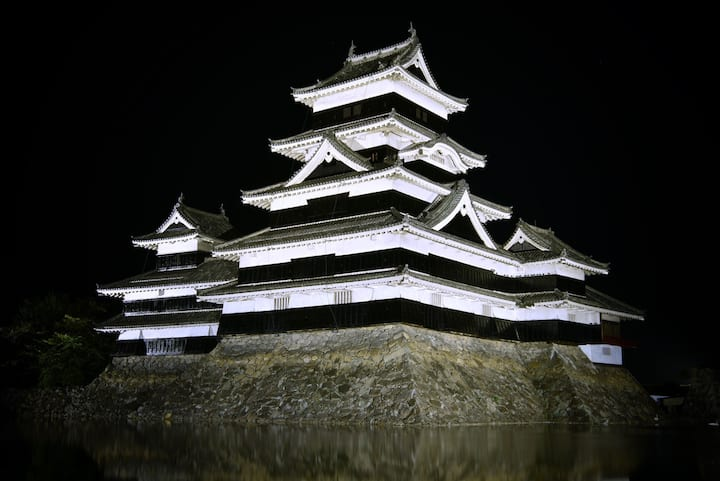 Let's enjoy Hakuba Ski Resort & Matsumoto Castle.