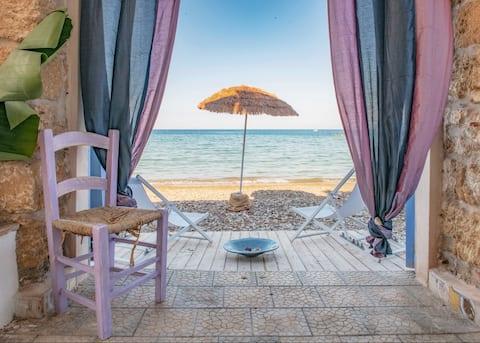 Casa Nica, буквально у моря