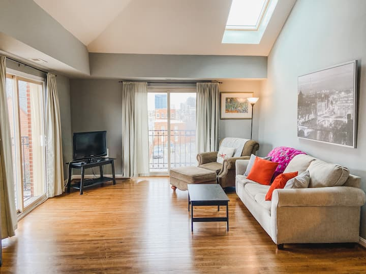 Inner Harbor Condo — Best location w/parking!