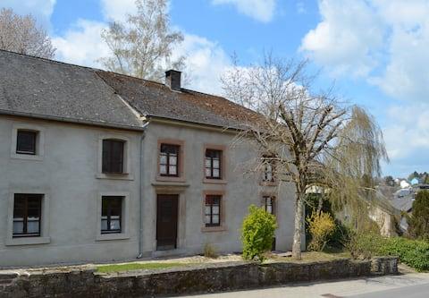 Old renovated farmhouse