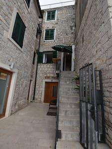 Apartments in stone house in  oldest part  Šibenik