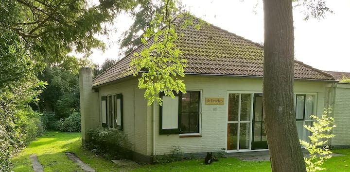 The Dreefjes - Cozy detached house in town center