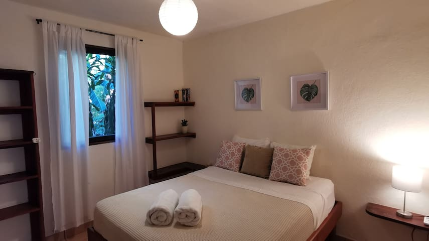 Main Bedroom with AC