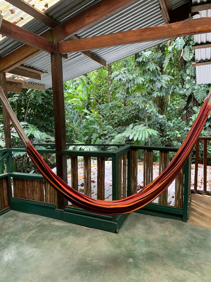 Miraflores Lodge Room #1
