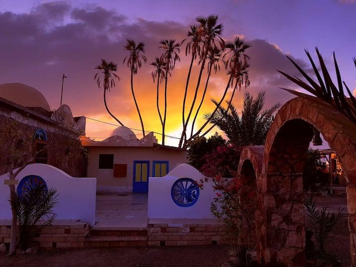Habiba Beach Lodge 2 pax (1 x Queen or 2 x Single)