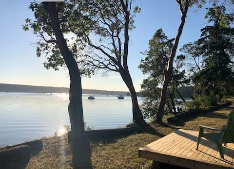 Marrowstone Island Mystery Bay Waterfront (near PT