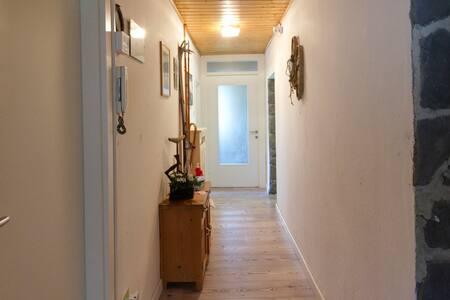 Corridoio d'ingresso al terzo piano