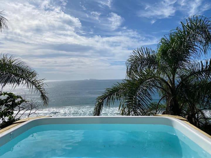 Panoramic Sea View 2 - Sea, sun, nature!