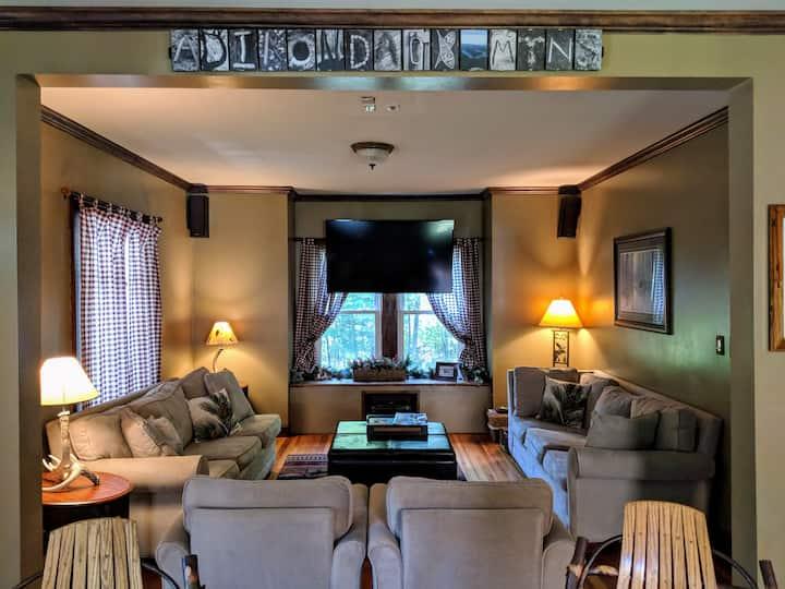 Gerner Adirondack Mountain Lodge
