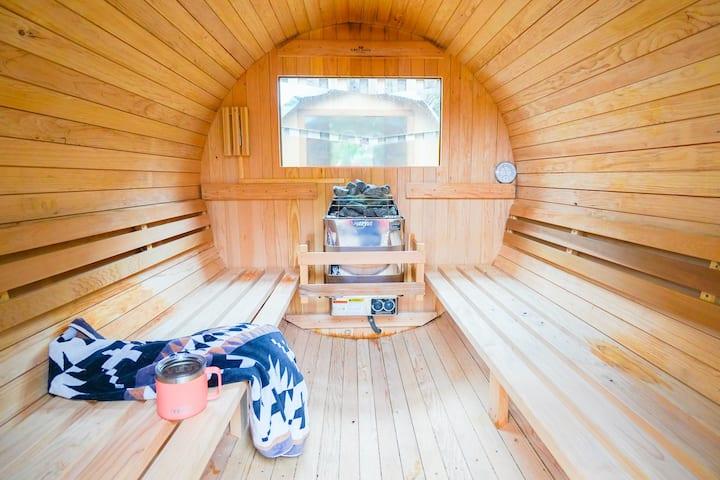 Greeley Basement Space and Sauna