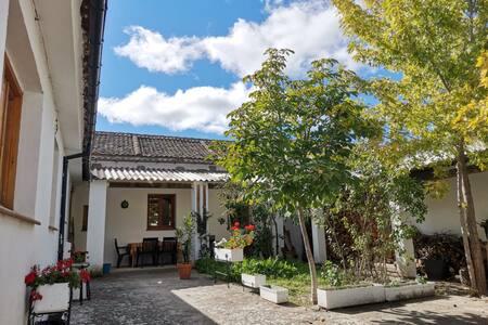 Casa campo con patio en  pueblo  (prov Segovia)