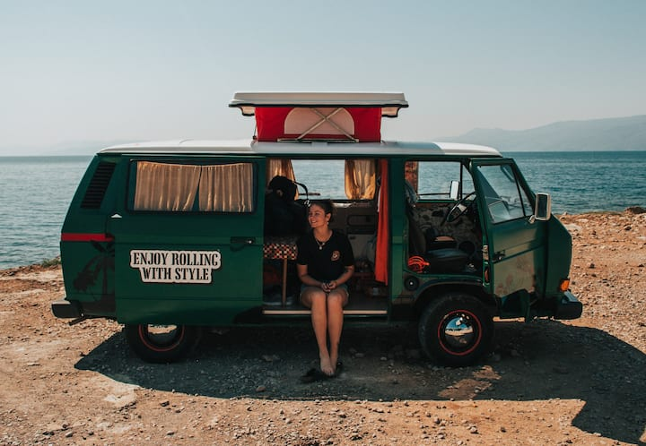 Valter Vintage - T3 Camper Van