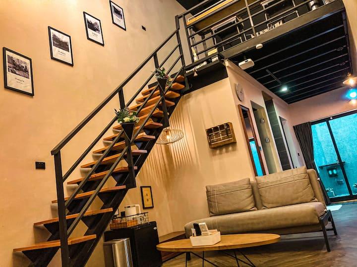 King Terrace Loft(Non-smoking room)