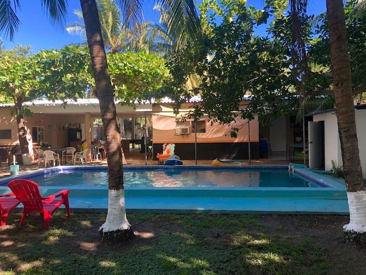 Casa de Playa amplia y acogedora/Nice beach house