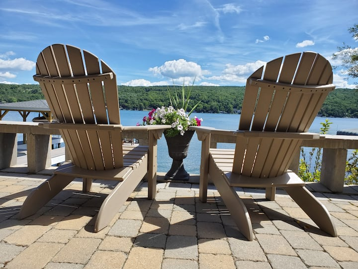 Relax.....at Keuka Lake